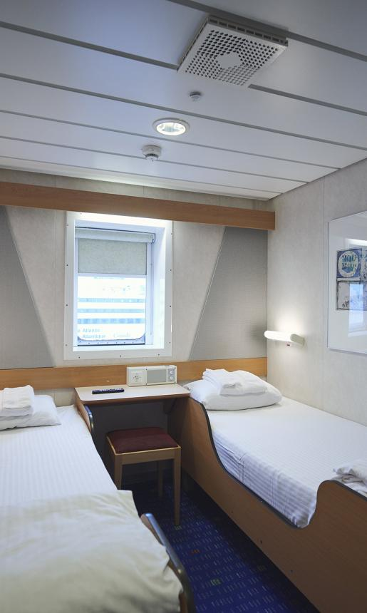 Stateroom accommodations